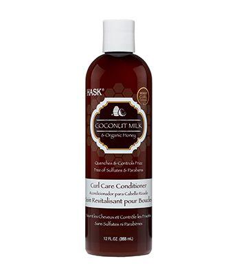 Coconut Milk & Organic Honey Curl Conditioner