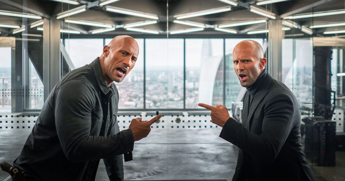 This Week in Comedy Podcasts: How Did Hobbs & Shaw Get Made?