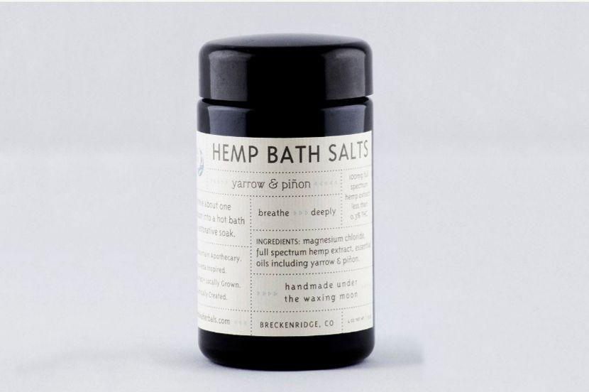 Ambika Herbals CBD Bath Salts