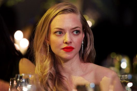 "Amanda Seyfried attends the Cle de peau BEAUTE ""Muse"" party on December 4, 2013 in Seoul, South Korea."