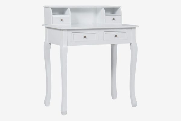Best Choice Products Wooden Colonial Writing Desk