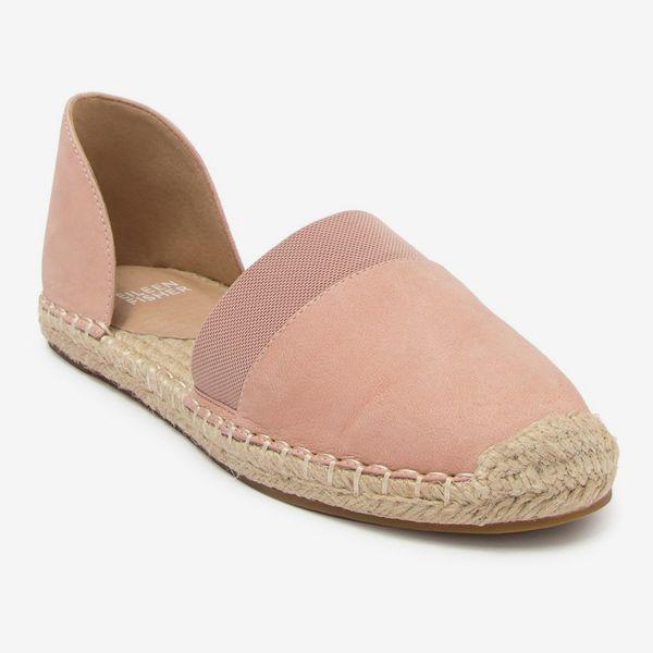 Eileen Fisher Lady Espadrille Slip-On Flat