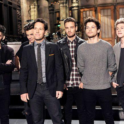 Saturday Night Live Recap Paul Rudd S Midnight Delight