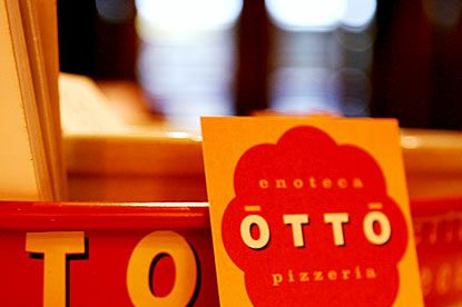 """The <a href=""""http://nymag.com/listings/restaurant/otto-enoteca-pizzeria/"""">Otto</a> offshoot lands in nearby Washington Square Park."""