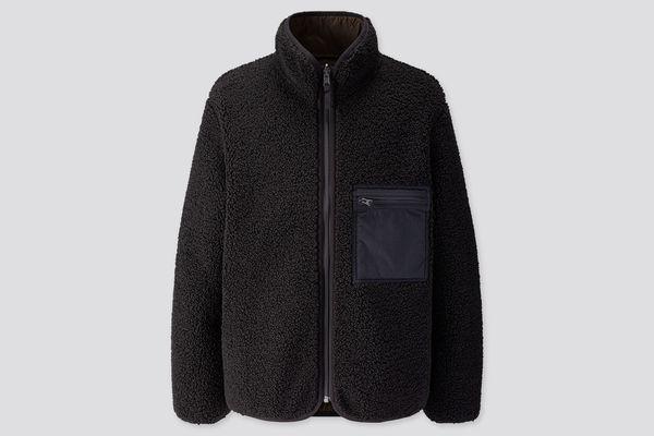 Uniqlo U Pile-Lined Fleece
