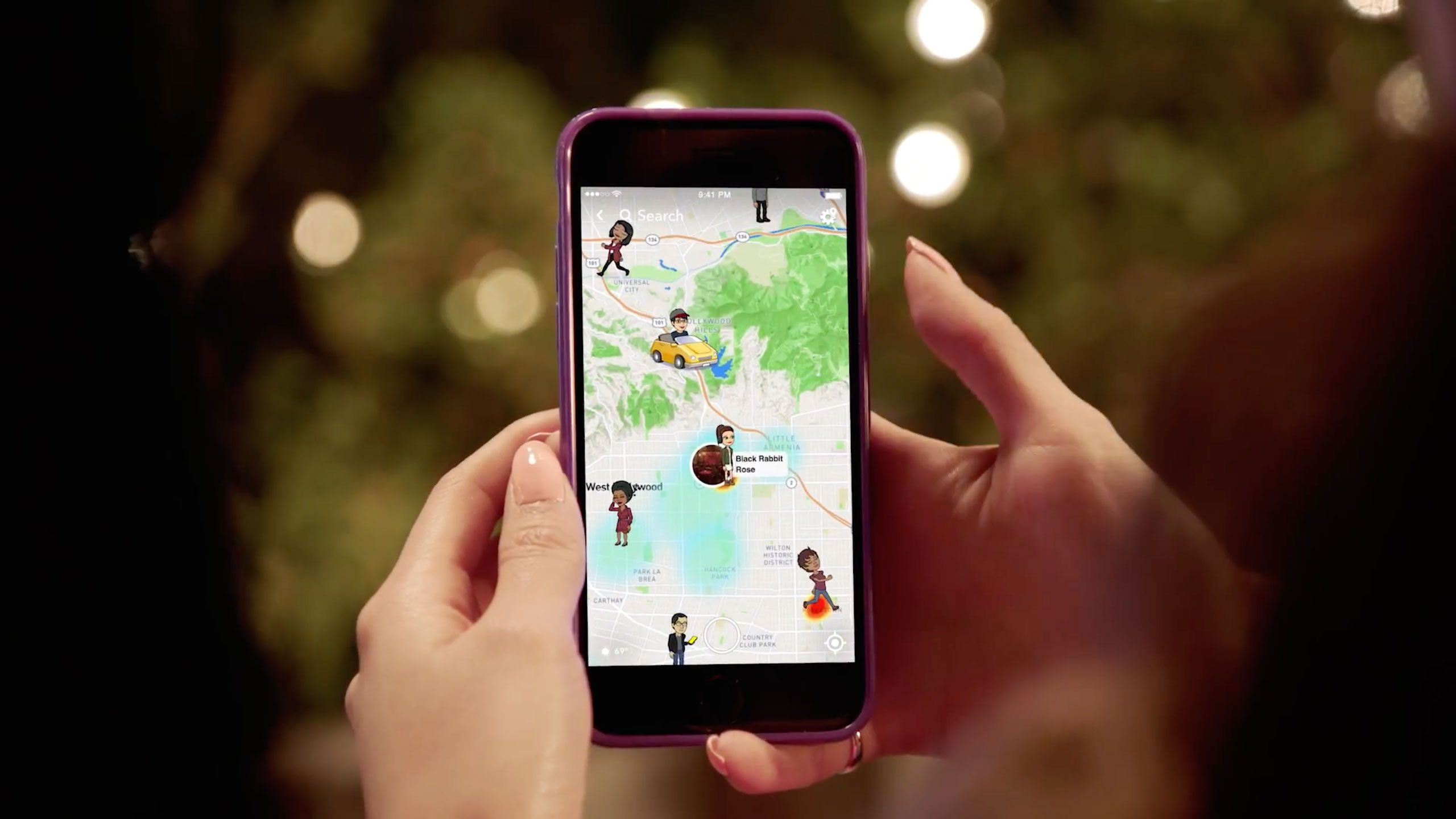 Snapchat map lets you see where your friends are gumiabroncs