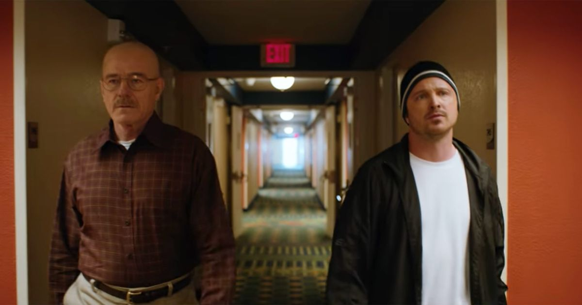 How the Breaking Bad Movie Pulled Off Its Surprise Walt and Jesse Reunion