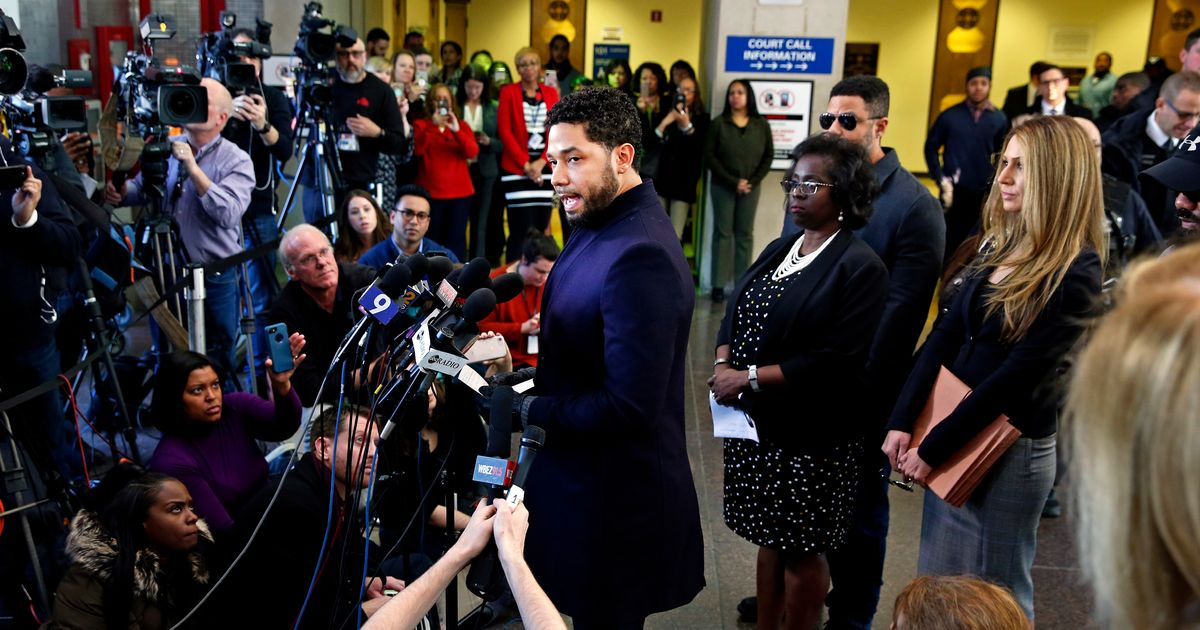 The Most Shocking Revelations From the Unsealed Jussie Smollett Court Docs