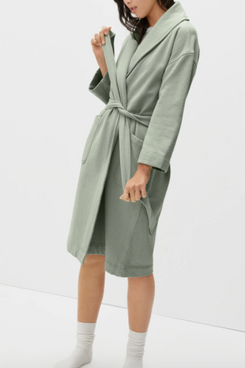 Everlane The French Terry Robe