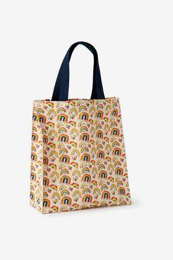 Uncommon Goods Rainbow Market Tote