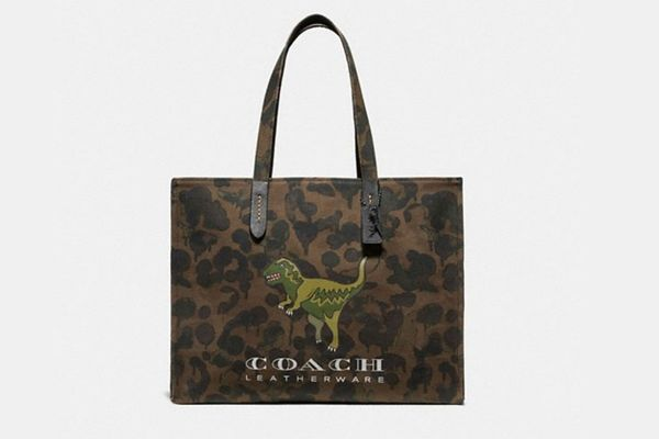 Tote 42 With Rexy