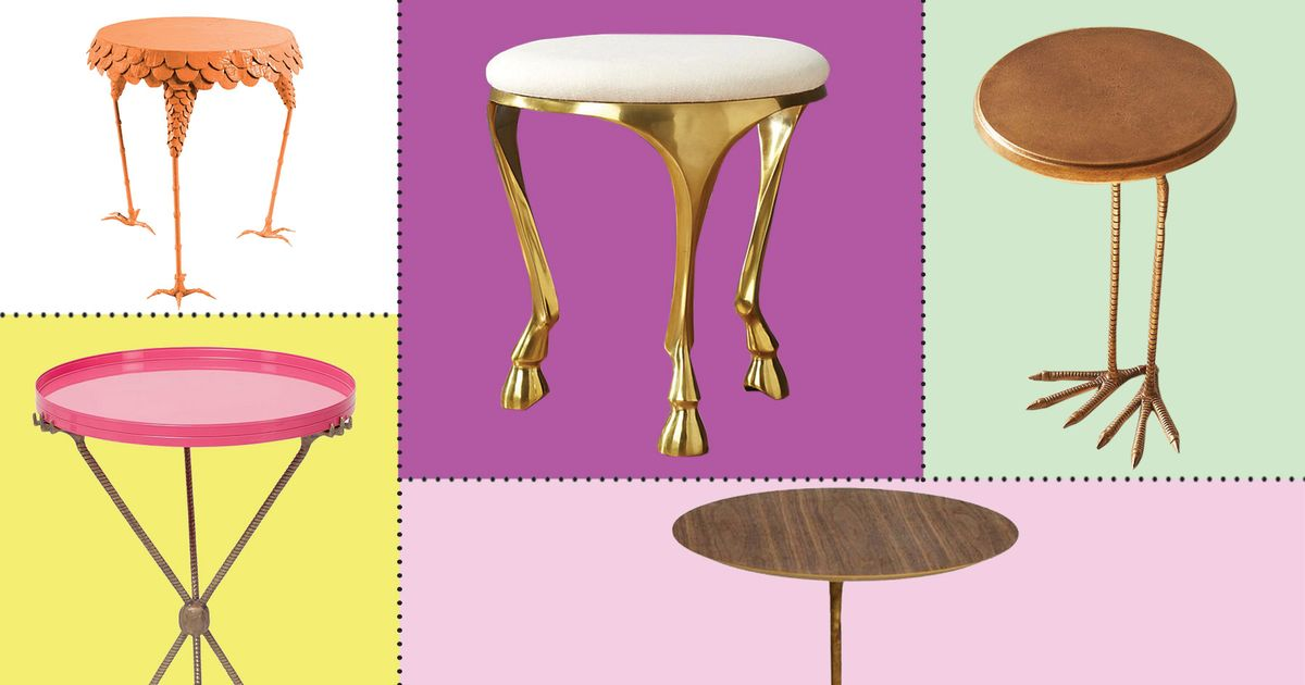 Animal Side Tables Roundup