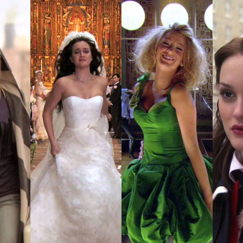 Iconic Style Moments From Five Years of Gossip Girl