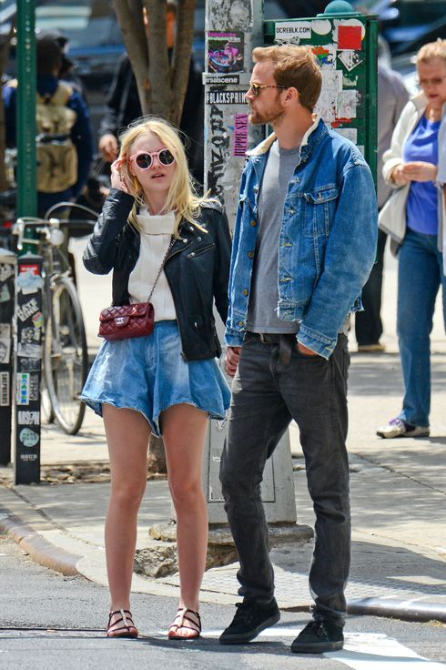 Dakota Fanning and boyfriend Jamie Strachan take a walk in SoHo, NYC after having lunch at a local cafe.<P>Pictured: Dakota Fanning and Jamie Strachan<P><B>Ref: SPL760877  180514  </B><BR/>Picture by: Splash News<BR/></P><P><B>Splash News and Pictures</B><BR/>Los Angeles:	310-821-2666<BR/>New York:	212-619-2666<BR/>London:	870-934-2666<BR/>photodesk@splashnews.com<BR/></P>