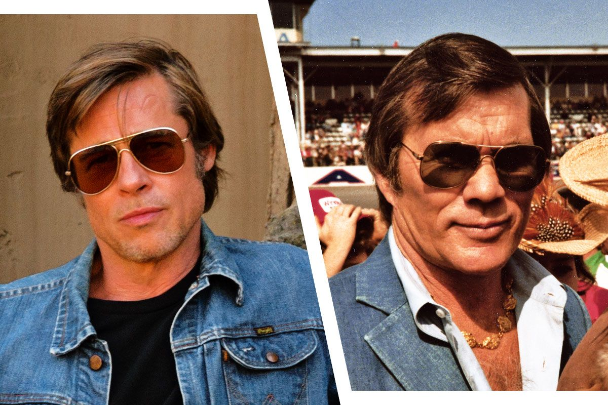 The True Story Of Once Upon A Time In Hollywood Characters