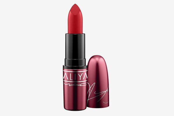 M.A.C Lipstick / Aaliyah