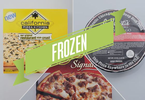It's tough to make the case that frozen pizza is worth the bother when there are so many amazing shops around the country. But believe it or not, frozen pizza has made strides lately, meaning even the stuff you buy at the grocery store is a far cry from the Tombstone you used to heat up in high school.