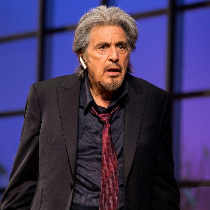 Al Pacino in a scene from