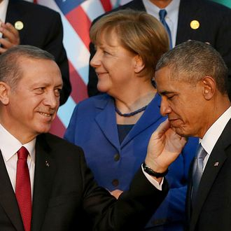 G20 Turkey Leaders Summit - Family Photo