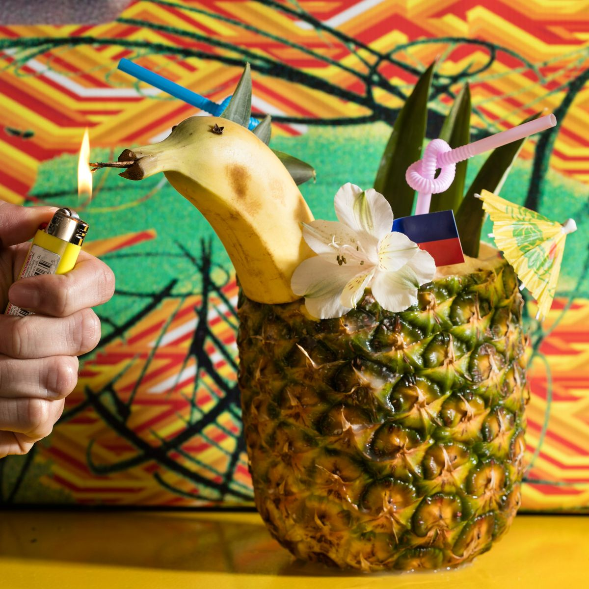 The Absolute Best Tiki Bars In Nyc