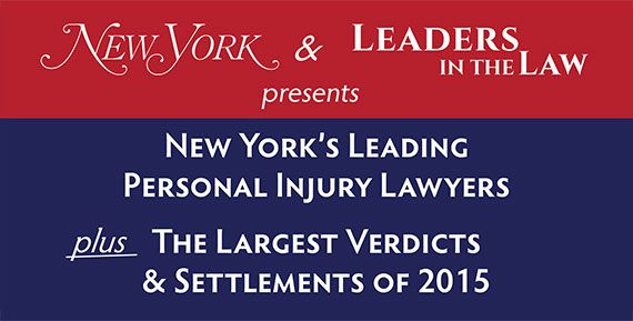 New York's Top Verdicts & Settlements and Personal Injury
