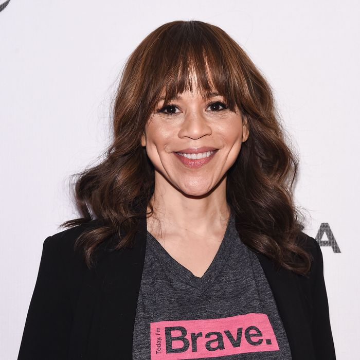 Rosie Perez. Photo by Daniel Zuchnik/Getty Images