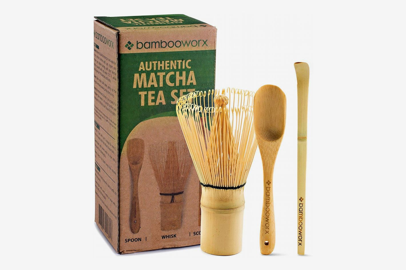 BAMBOOWORX Japanese Tea Set