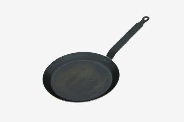 De Buyer Blue Steel Crepe Pan