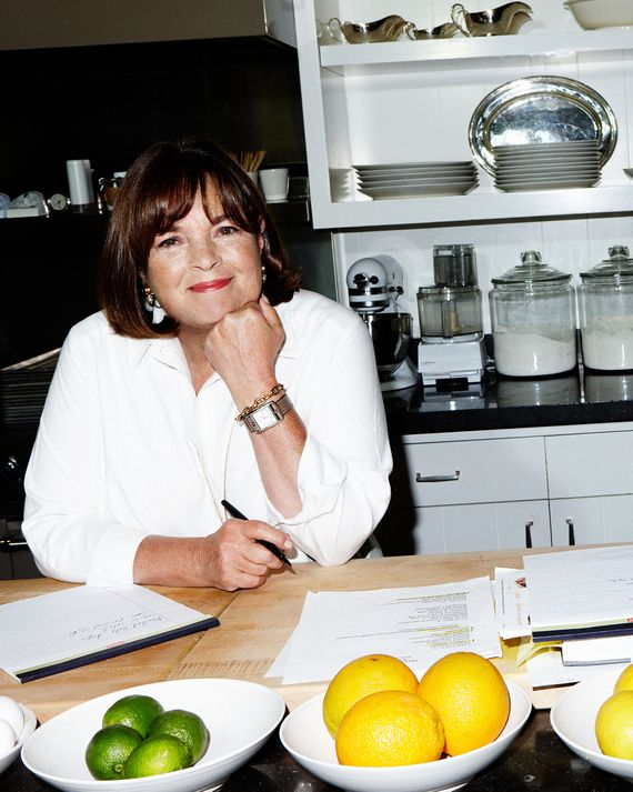 Profile: Ina Garten Knows Exactly What She Wants