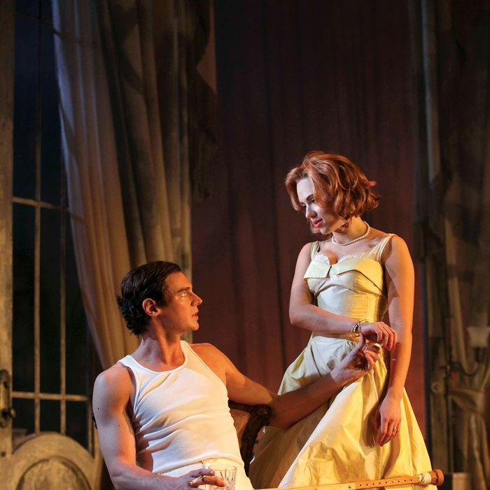 Cat on a Hot Tin Roof - Richard Rodgers Theatre