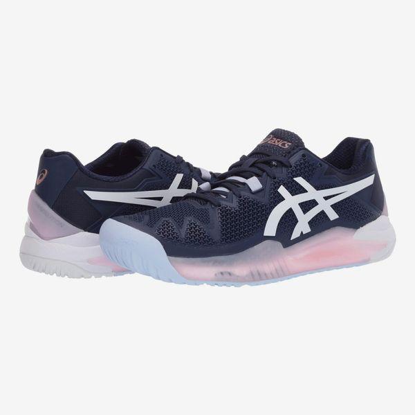 Asics Gel Resolution 8 Women's Tennis Shoes