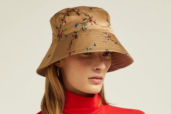 Holly Floral Bucket Hat