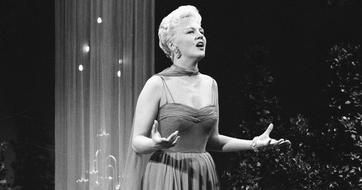 Peggy Lee - The Story