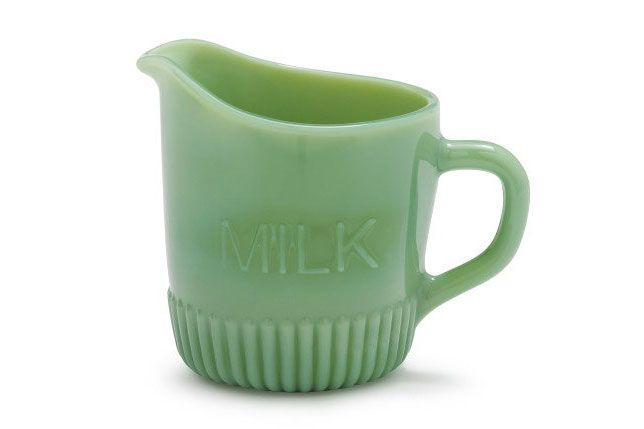Sur la Table Jadeite Milk Carafe