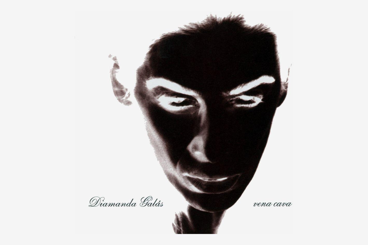 Vena Cava Live Album by Diamanda Galas