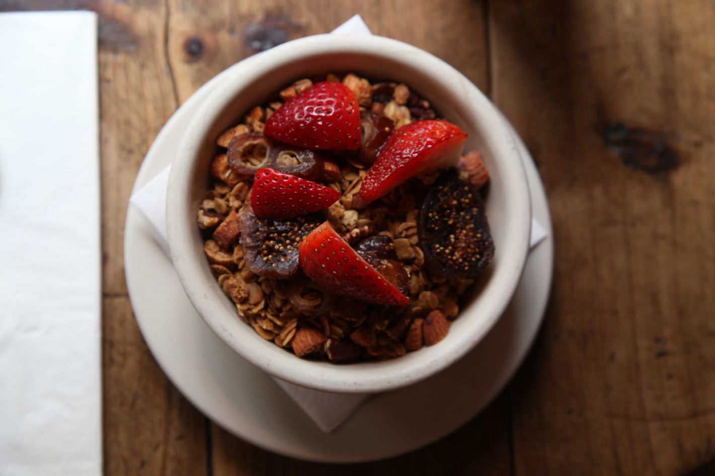 How to Make the Smile\'s Glorious, Beloved Granola