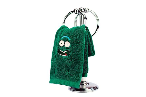 Rick and Morty Hand Towel - Pickle Rick