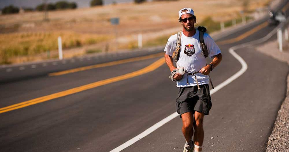 Life Lessons From the Guy Who Just Ran the Appalachian Trail Faster Than Anyone