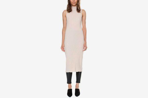 Angela Dress Warm White