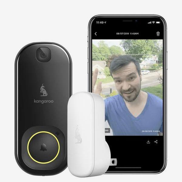 Kangaroo Doorbell Camera and Chime