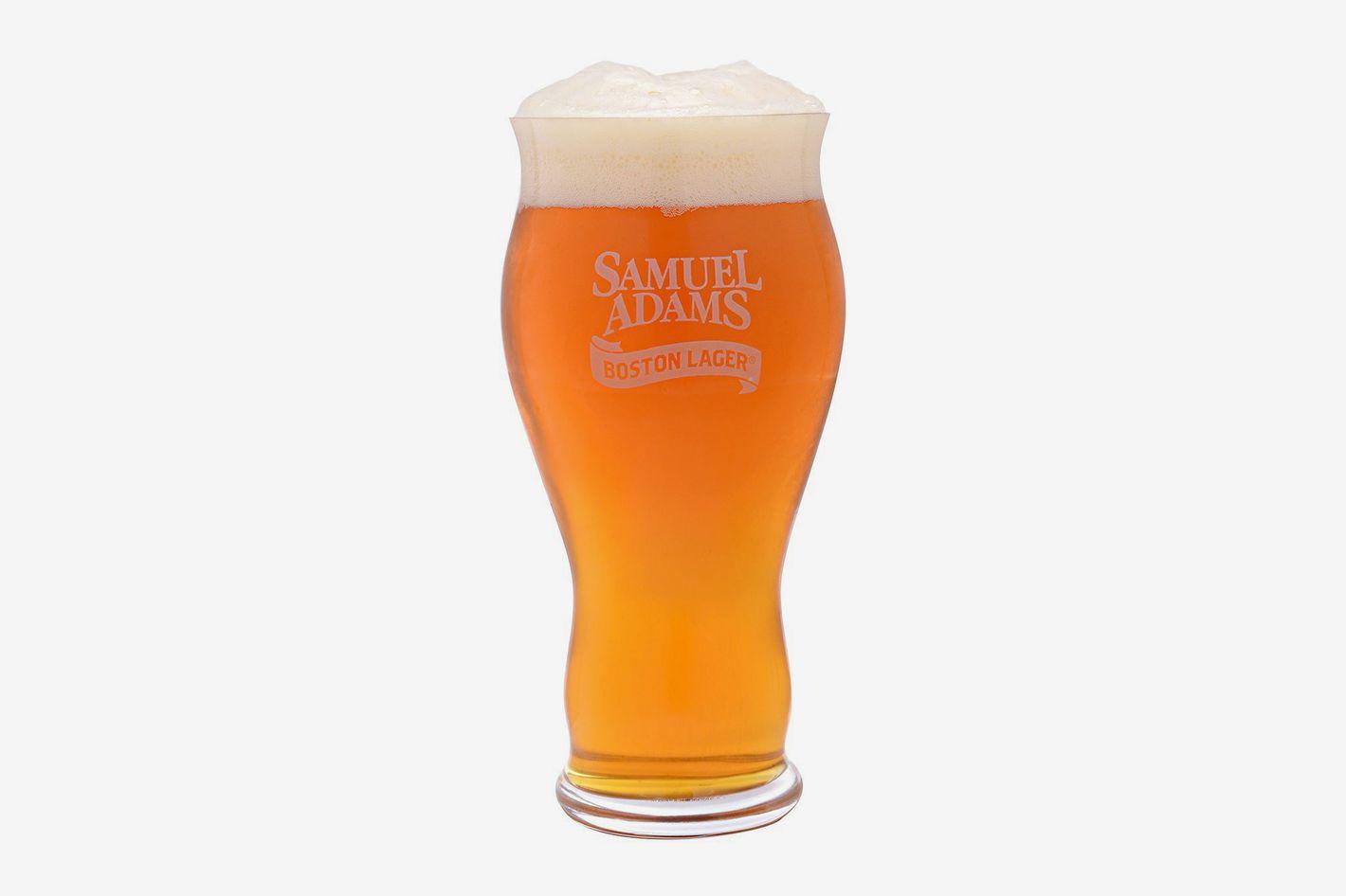 Spiegelau Classics Sam Adams Boston Lager Beer Glasses
