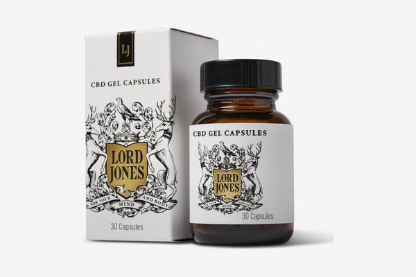 Lord Jones High CBD Gel Capsules