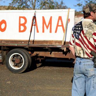 Obama Oregon Shooting Protests
