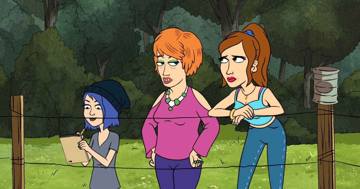 Women Are Finally Taking Over Fox S Sunday Night Cartoons