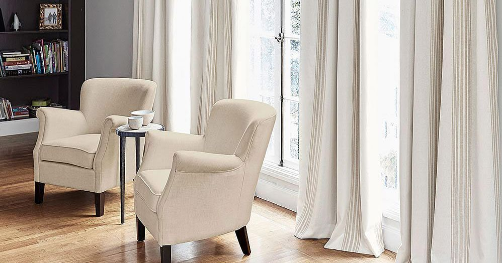 The Best Window Curtains, According to Interior Designers