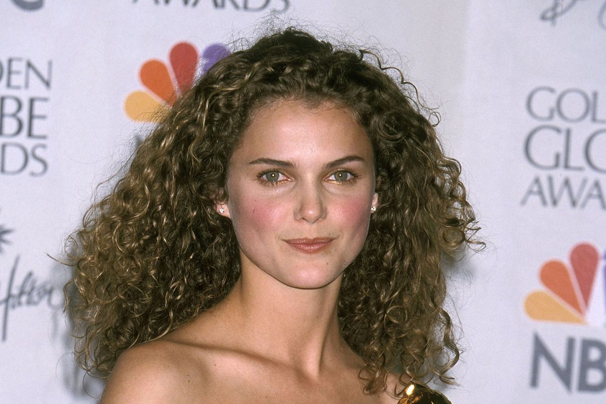 esquire curly hairstyles keri russell curly long hair hot ...