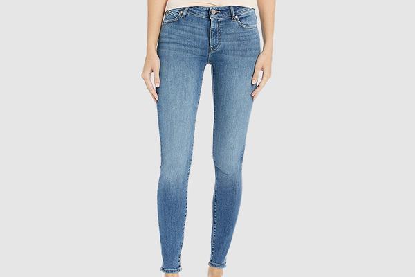 The Drop Women's Venice Mid Rise Skinny Jean
