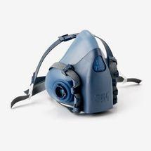 3M Medium Half Facepiece Reusable Respirator 7502