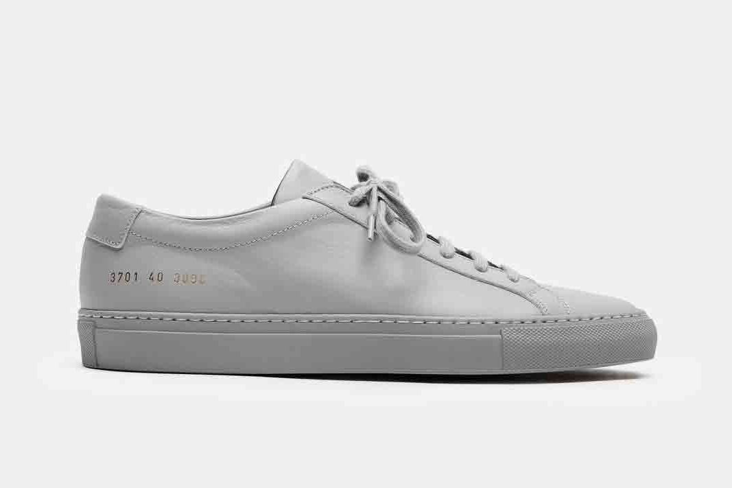 Woman by Common Projects Original Achilles Low Sneaker - Ash