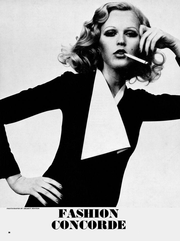 Queen magazine, 1968.